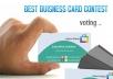 تصميم كارت شخصي إحترافي Business Card | بطاقة اعمال