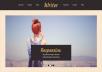 تصميم مواقع ويب بغاية الجمال