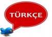 سوف أقوم بترجمة نص غير محدود الى اللغة التركية ب 5 دولار فقط