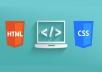 سأبيعك 6 ستيلات CSS رائعة قابلة للتعديل
