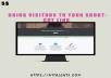 عمل تسويق لرابطك المختصر في موقع إلكتروني لمدة يوم كامل