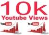 10.000 مشاهدة على فيديوهاتك على اليوتوب ب 10 $