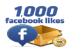1000 معجب حقيقي من جميع انحاء العالم لصفحتك على الفيسبوك