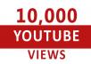 ساقوم بزيادة 10000 مشاهدة لاحد فيديوهاتك على اليوتوب