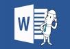 تلخيص ملفات وأبحاث وتقارير