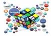 إدارة مواقع أو صفحات ومجموعات على مواقع التواصل الإجتماعي