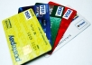 متوفر خمس 5 بطاقات فيزا صالحين لتفعيل البايبال الكمية محدودة سارع