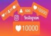 10000 لايك على الأنستغرام