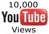 اضافه 10000 الف مشاهد الى اي مقطع فيديو على اليوتيوب