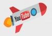 جلب 1000 مشاهدات يوتيوب حقيقي جودة عالية