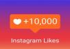 10 000لايك عربي على انستغرام