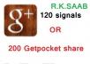 seo signals 120 google plus share OR 200 Getpocket share