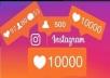 حصريا 10 الاف لايك لمنشورك على انستغرام