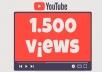 1500 مشاهده امنه علي يوتيوب مقابل 5 دولار