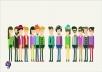 يع 250 شخصيه موشن جرافيك منهم من نفس المجال بصيغة png