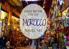 سوف اجيبك عن 20 سؤال متعلق بالمغرب .