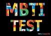 تحليل الشخصية والتعرف على خبايا النفس باستخدام مقايس MBTI