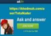 اقدم لك 1500 سؤال لموقع ask.fm