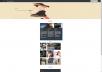 تصميم مواقع بلغة HTML CSS و Javascript