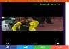 اعطيك تطبيق خرافى لبث المباشر لمباريات كرة القدم وقنوات