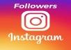 100مشترك  100اعجاب  لصورك على الانستغرام حقيقية مقابل 5$.