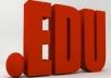 500 باكلينك EDU تعليميلة آمنة لتصدر نتائج البحث ومسك كلمات