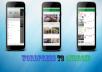 تطبيق أندرويد احترافي لموقعك وورد بريس