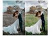 عمل ايديت لصور البوم الزفاف ب 5 دولار