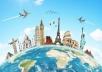 كتابة مقالات سياحية لموقع ووردبريس