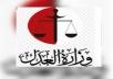 إستشارات قانونية في المسائل الجنائية والمدنية والشرعية