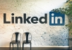 إنشاء سيرة ذاتية احترافية لك على موقع LinkedIn