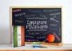 تدريس لغة ايطالية عن بعد عبر اسكايب