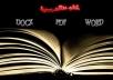 كتابة مقال باللغة العربية يتكون من 400 كلمة PDF او WORD او صيغ اخري