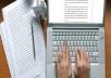 كتابة و ترجمة مقالات حتي 3000 كلمة من اللغة الإنجليزية إلي اللغه العربية