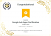 دليلك الشامل لنيل شهادة احترافية معتمدة من Google Ads Apps