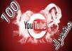 زياده عدد مشتركين ومشاهدين حقيقيين لليوتيوب