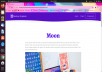 تصميم صفحة هبوط بداية بستخدام css  html bootstrap