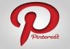 اضافة 250 متابع في حسابك علي Pinterest