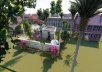 تصميم معماري للواجهة 3D و عمل فيديو