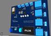 تصميم دوائر إلكترونية PCB ومشاريع كهربية