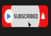 30 مشترك و 30 مشاهدا و 30 لايك يوتيوب