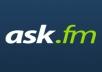 اضافة 250 لايك لاي اجابة علي موقع ask.fm