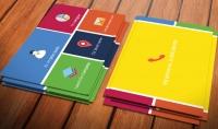 خدمة تصميم بطاقات الأعمال (business card) الإحترافية .