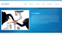 إنشاء موقع شركتك بـلغة واحدة فقط