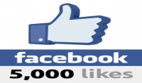 5000 اعجابات عربية حقيقية ومتفاعلين في 7 أيام ب $5 فقط