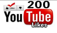 اجلب لك 200 اعجاب  لايك  على اي فيديو في يوتيوب ب