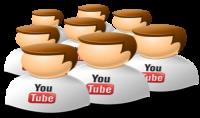 سأضيف 300 مشترك حقيقي على قناتك اليوتيوب