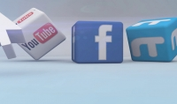 مقدمة احترافية  انترو  لعرض المواقع الاجتماعية بشكل رهيب