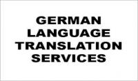 ترجمة نصوص من العربي أو الانكليزي إلى اللغة الألمانية