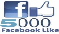 سوف اجلب لك 5000 لايك لصفحتك او صورك على الفايس بوك